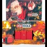 Adventskalender tööriistakomplekt 44 osaline KS Tools