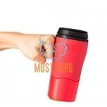 Termokruus ümberminemise kindel, Might Mug maht 325ml punane