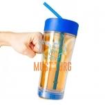 Jahutuskruus ümberminemis kindel Mighty Mug 590ml sinine