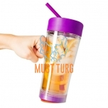 Jahutuskruus ümberminemis kindel Mighty Mug 590ml lilla