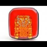 Tagatuli LED parem/vasak 12-24V ECE IP66 108x102x45mm