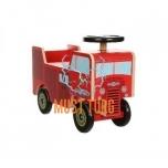 Tuletõrjeauto - jooksuratas Kiddimoto