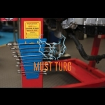 Lehtsilmusvõtmete hoidik magnetiga 12-le võtmele