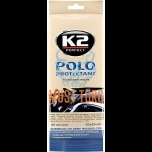 Salongipuhastuslapid K2 Polo Protectant Wipes, matt, 20x30cm, 25tk