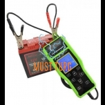 Battery and electrical system tester with 12V, T10 printer