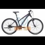 """Jalgratas Fuji Lea 26 1.1 raam 19"""" must/roosa"""