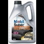 Engine oil 10W-40 Mobil Super 2000 Diesel 5L