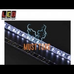 Led light strip white light 12V 69 LED 800lm IP67 1140x12x5mm