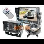 "Reversing camera kit 7 ""with display"