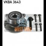 Wheel bearing front axle SKF VKBA3643 Audi / Seat / Skoda / Volkswagen