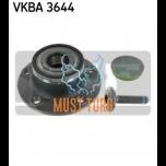 Wheel bearing rear axle SKF VKBA3644 Audi / Seat / Skoda / Volkswagen