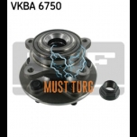 Wheel bearing front axle SKF VKBA6750 Land Rover 05-13