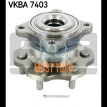 Wheel Bearing Rear Axle SKF VKBA7403 Nissan Pathfinder III 05-13