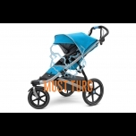 Thule Urban Glide 2 baby carriage color blue