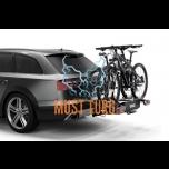 Jalgrattahoidja veokonksule 2 rattale 13pin Thule EasyFold XT 2