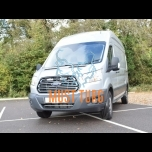 High beam kit. Ford Transit 2015- Lazer ST4