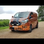 Kaugtulede kit. Ford Transit Custom 2018- Lazer TRIPLE-R 750