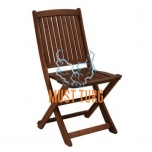 Wooden chair folding Modena 47x56,5xH91cm