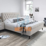 Bed Lucia 160x200cm Beige without mattress