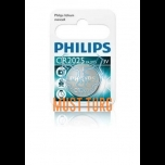 Patarei CR2025 Philips