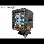 Töötuli 12-48V 80W 5500lm IP68, EMC CISPR 25 Class 5 Bullpro