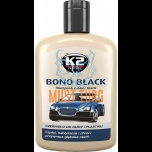 Plastic and rubber care K2 Bono Black 200ml