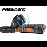 CB radio President Bill 40 AM / FM, 4W power