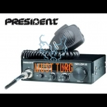 CB radio President Taylor 40 channels AM / FM power 4W