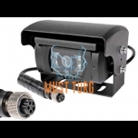 Reversing camera with 12V HD camera shutter