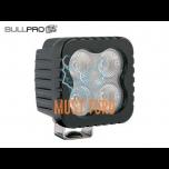 Work Light led heated 12-30V 80W 5500lm R10 IP67 / IP69K BullPro