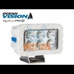 Work light LED 60W 12-48V 5000lm EMC CISPR 25 Class 5 IP68 Ocean Vision