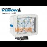 Töötuli LED 120W 12-48V 7000lm EMC CISPR 25 Class 5 IP68 Ocean Vision