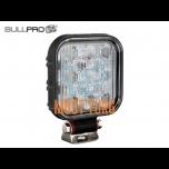 Töötuli tagurdustule markeeringuga 20W 12-48V 1284lm R23/R10 ADR IP68 Bullpro
