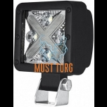 Work light with parking light Led 12V 22 / 2W 1250lm ECE R10 Osram Cube MX85-SP