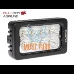 Work light Led 9-32V 80W 6800lm IP68 Bullboy