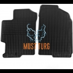 Rubber mats first 2pcs Mazda6 02-07