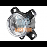 Low beam + high beam + park light Led 12-24V Ø90mm left / right E1 3831 ECE SAE