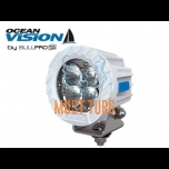 Work Light Led 9-48V 40W 2500lm IP68 ADR CISPR 25 Class5 Search / Spot Bullet Ocean Vision