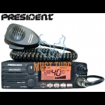 CB Radio President McKinley 40 channels AM / FM / SSB