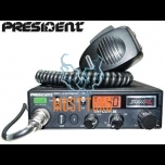 CB radio President Taylor IV ASC 40 channels AM / FM
