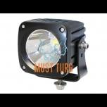 Work light Led 25W 9-30V 1733lm CE RFI / EMC IP68 narrow beam SAE