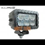 Töötuli 60W 12-48V 5000lm IP68 ADR EMC CISPR 25 Class 5 punkt valgustus Bullpro