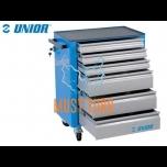 Tööriistakäru 6 sahtliga Unior Eurostyle 895x760x440mm