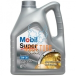 Engine oil 5W-30 Mobil Super 3000X1 Formula FE 4L