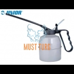 Oil jug with flexible spout 500ml Unior 210g