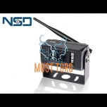 Parking Camera 8-32V Wireless IP69K 118.5x76x70.5mm NSD