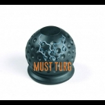 Trailer hitch cover rubber Golf Ball