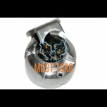 Trailer socket 7-pin metal