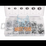 Nut set 300 piece M3-M10