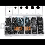 Blind rubber grommets 180 pcs